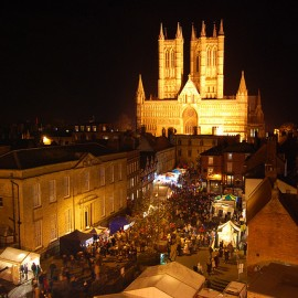 Lincoln Christmas Market